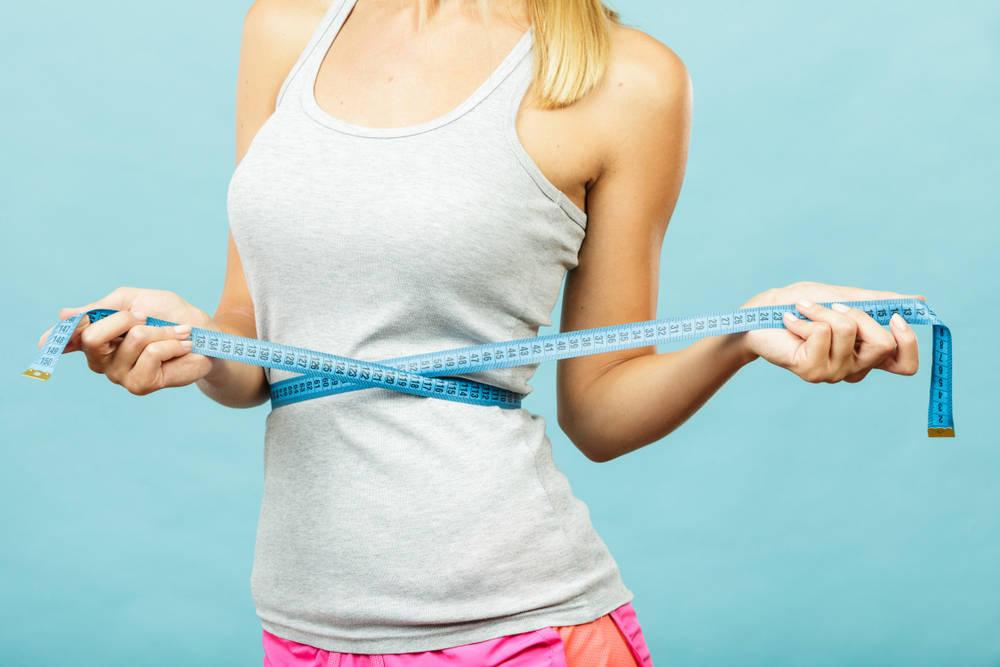 Cómo reducir cintura en poco tiempo y sin pasar hambre