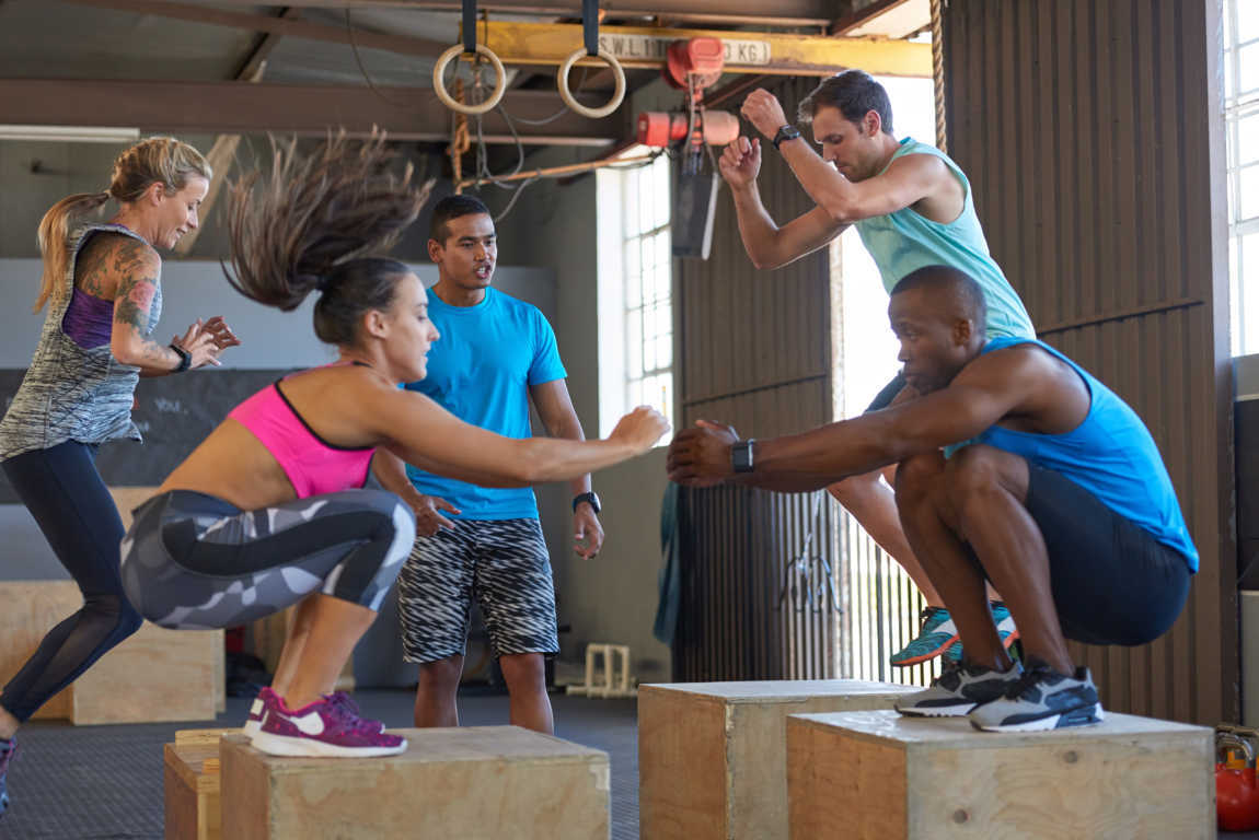 Hablemos del deporte de moda, el CrossFit
