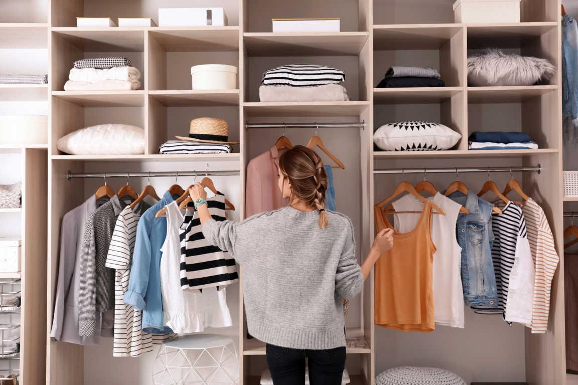 Aprende a ordenar el armario con el método de Marie Kondo