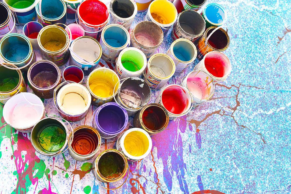 Pinta las habitaciones según tu personalidad